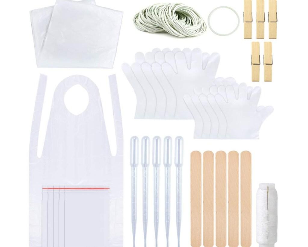 tie dye supplies