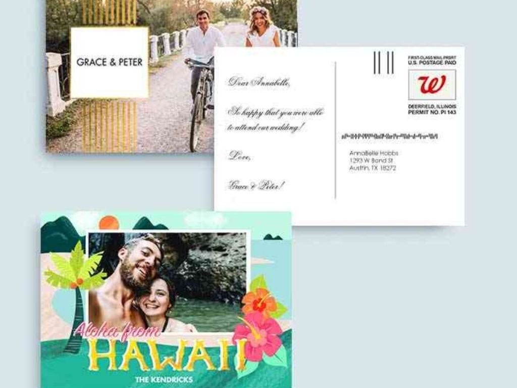 photo post cards