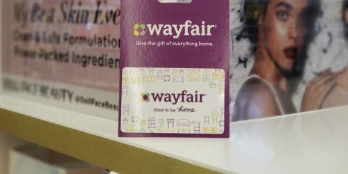 FREE $10 Bonus w/ $100 Wayfair eGift Card Purchase on Kroger.com (+ 4X Fuel Points)