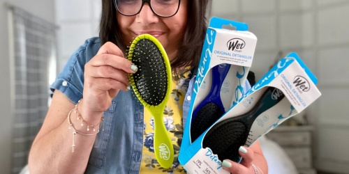 *HOT* Score a Wet Brush Hair Detangler 3-Pack for Only $14.99 Shipped w/ Our Exclusive Code!