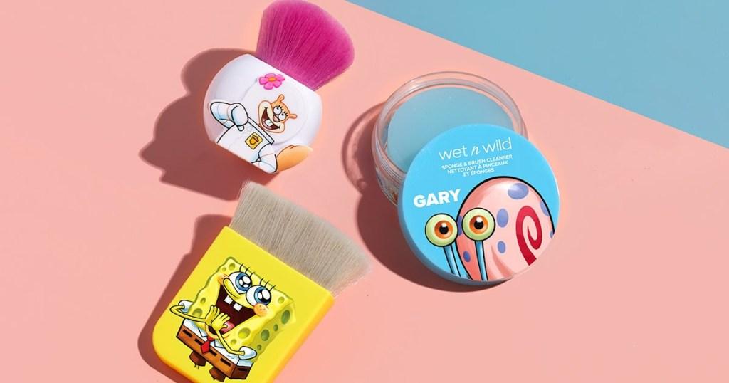 wet n wild spongebob makeup