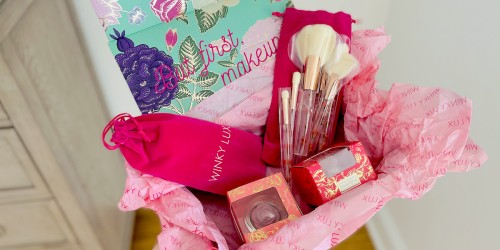 Get 30% Off Sitewide During the Winky Lux Friends & Family Sale – Makeup Deals as Low as $10.50!