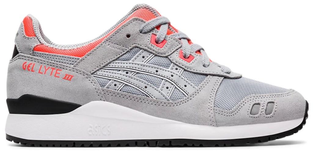 womens gel lyte gray shoe