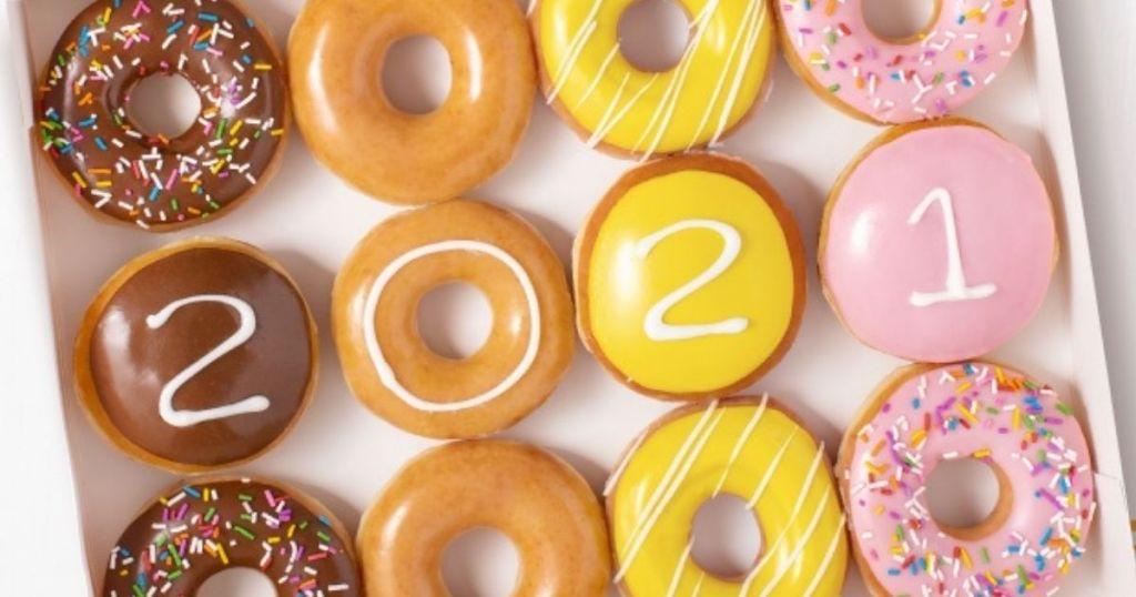 2021 Grad Donuts