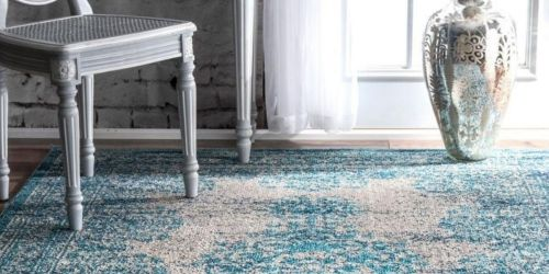 5'x7′ Area Rugs Only $49.99 on Zulily (Regularly $309+) + 10% Off For Teachers, Military or Healthcare Professionals