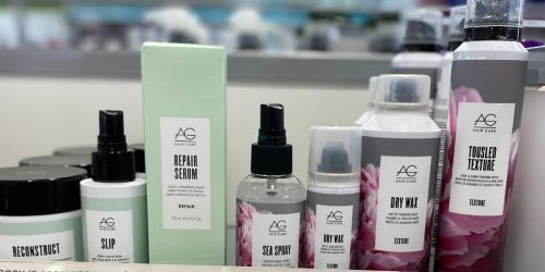 AG Hair Texture Spray Only $13 on ULTA.com (Regularly $26)
