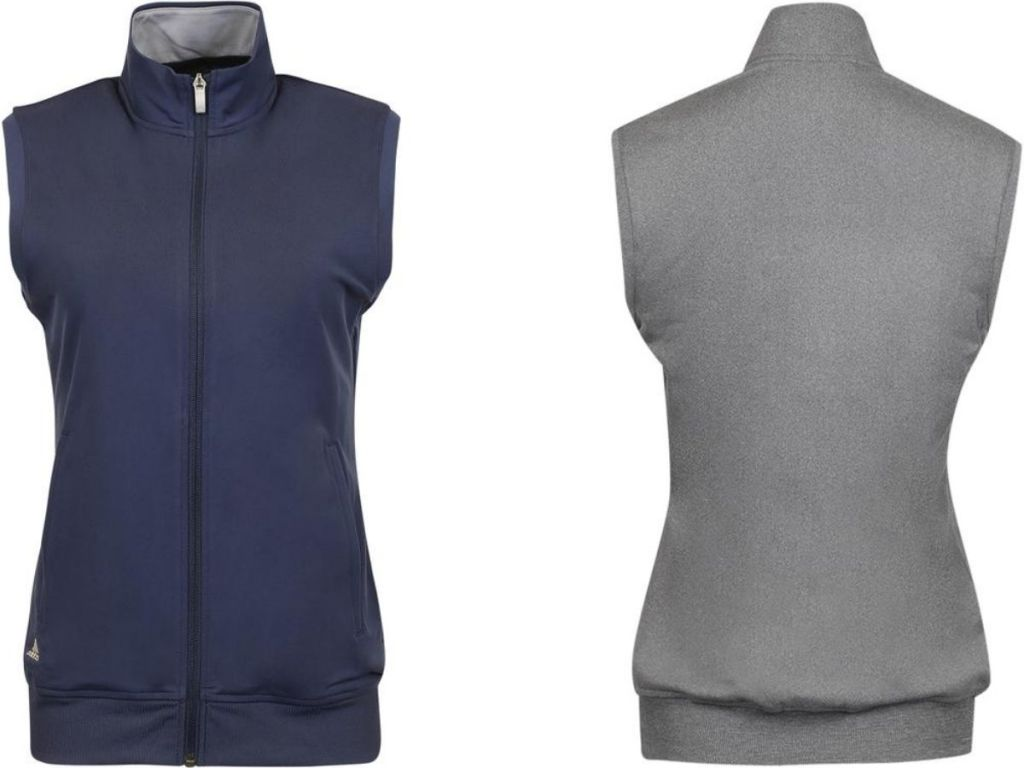 front and back view of Adidas Women's Vest