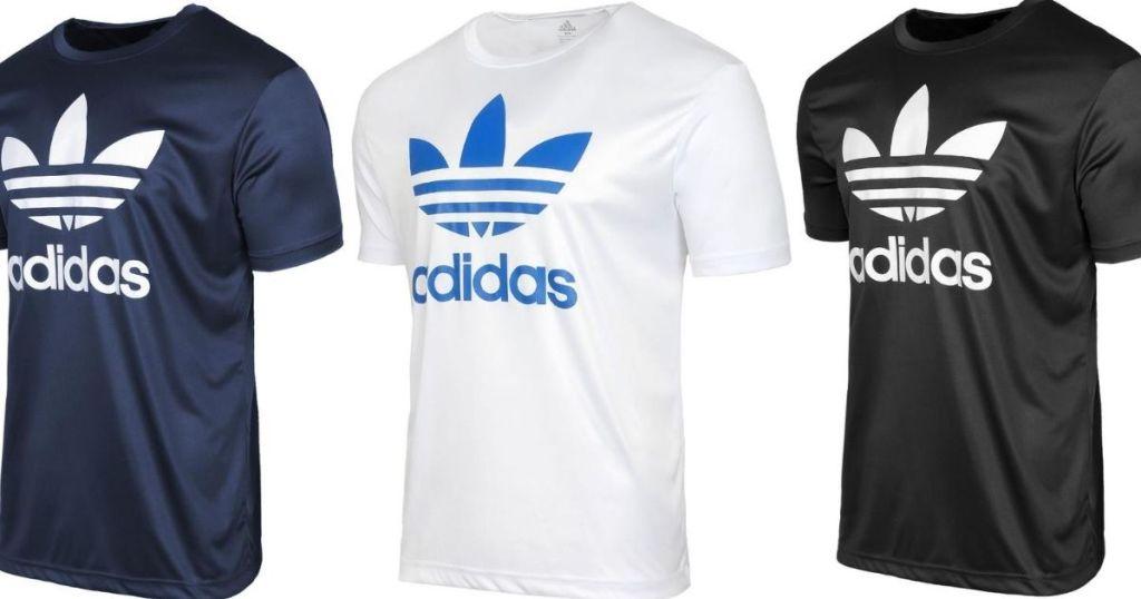 Adidas men's Trefoil Shirts