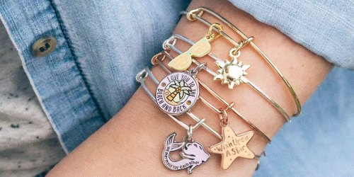Up to 70% Off Alex & Ani Jewelry + Free Shipping | Bracelets from $11.76, Rings from $8 & More
