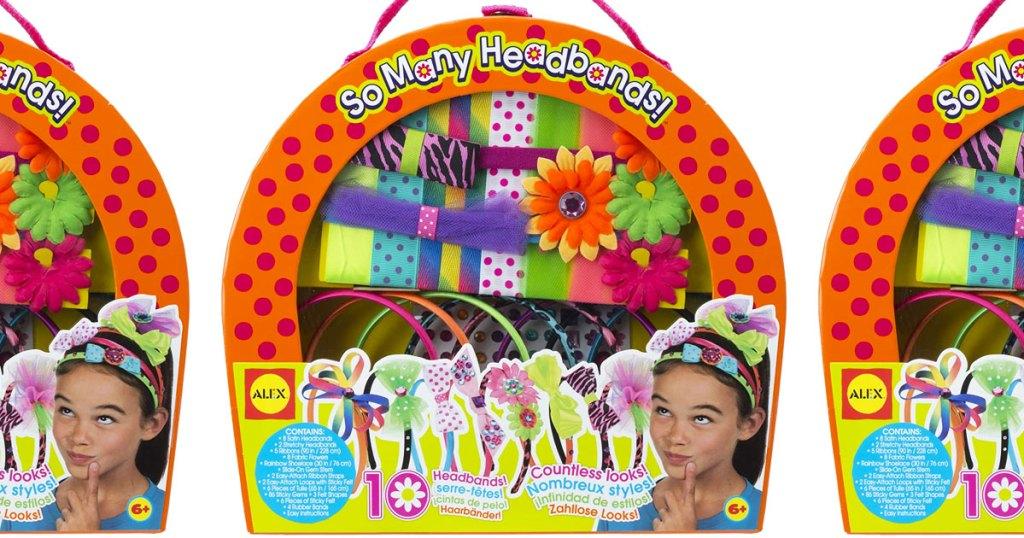 headband decorating kits
