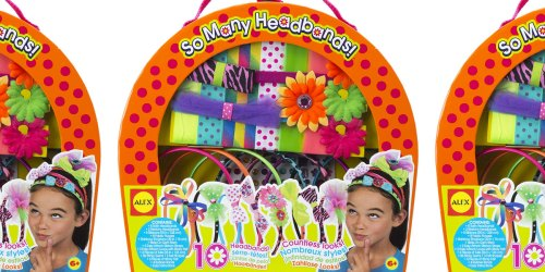 Alex Toys DIY Headbands Craft Kit Only $7 on Amazon (Regularly $30)