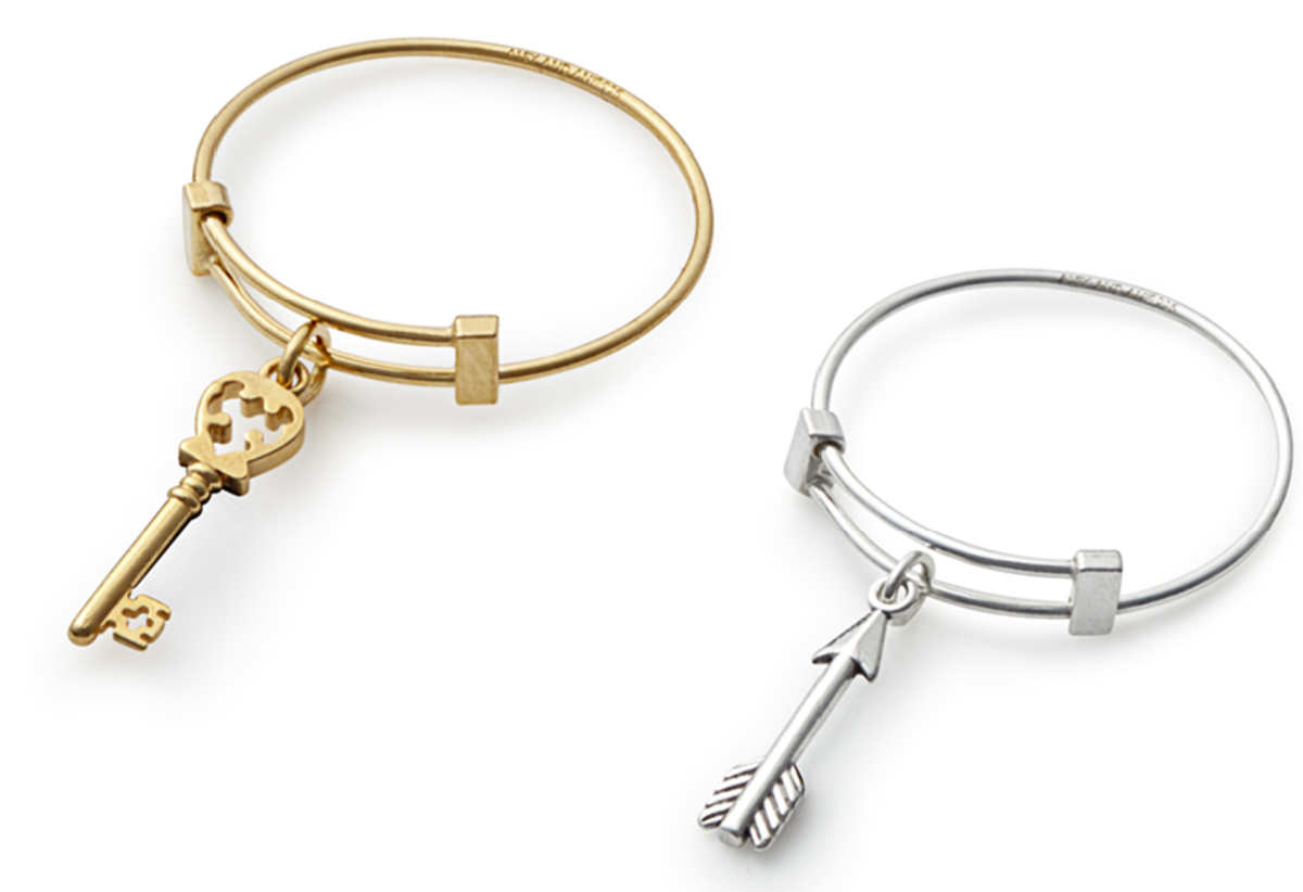 two styles of adjustable rings