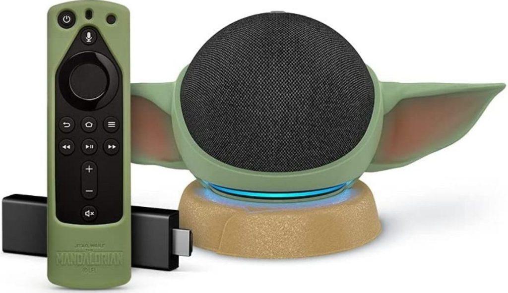 Amazon Star Wars Echo Dot and Fire Stick Bundle