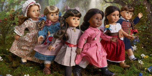 American Girl Is Re-Releasing Their 6 Original Historical Dolls