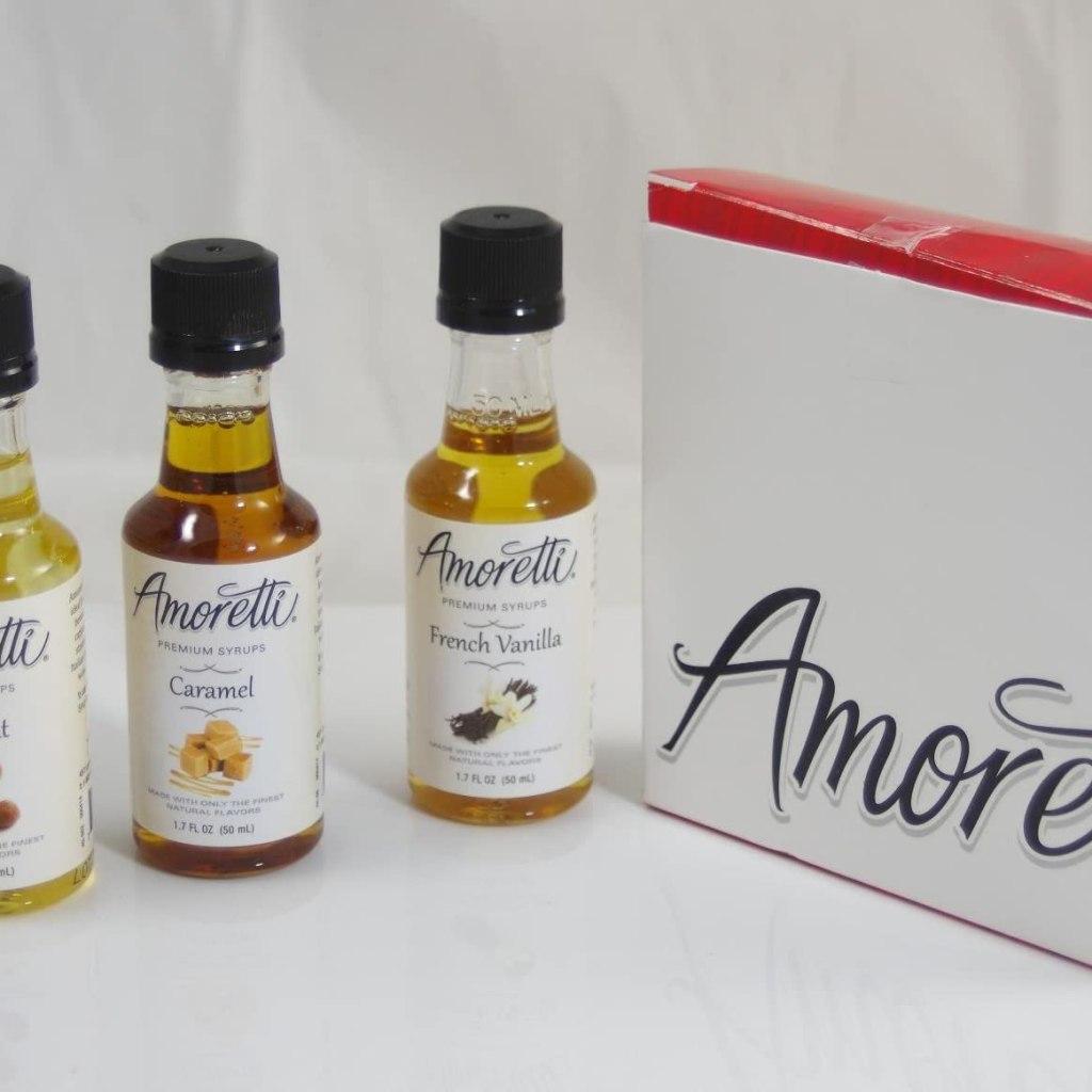 Amoretti Small Syrups