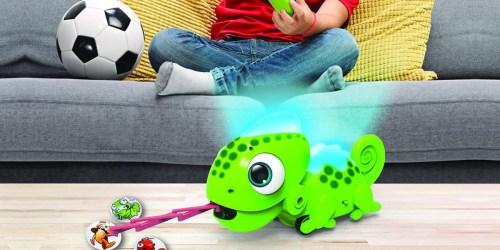 Robo Chameleon Electronic Pet Only $9.54 on Amazon (Regularly $15)