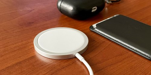 Apple MagSafe Wireless Charger Just $29.85 Shipped on Amazon (Regularly $39)