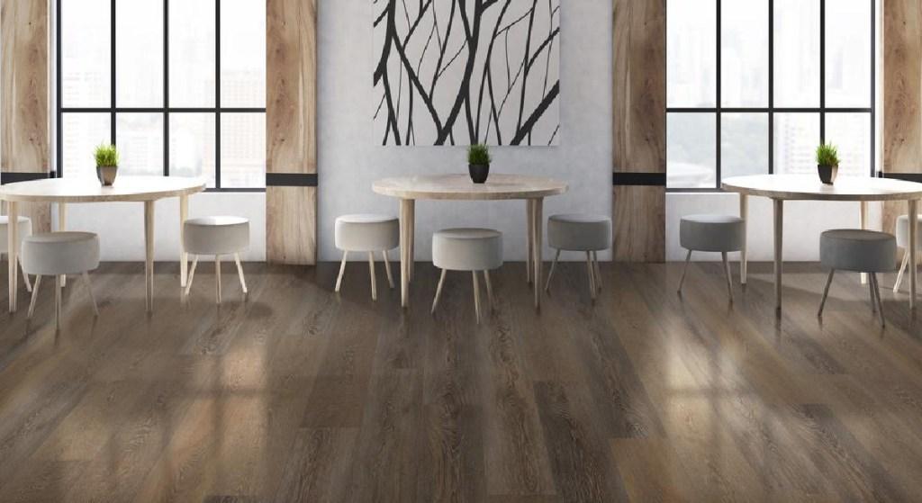 Aqua Defy XL Tidal Pool Pine Waterproof Click Lock Luxury Vinyl Plank Flooring