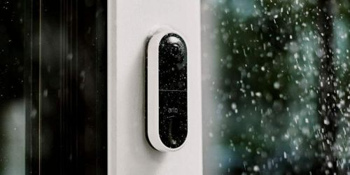 Certified Refurbished Arlo Video Wi-Fi Doorbell Only $67.99 Shipped (Regularly $200)