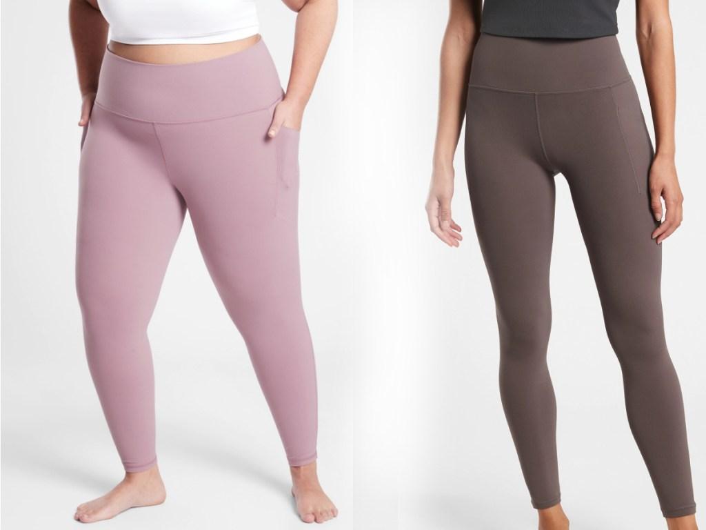 Athleta brand leggings