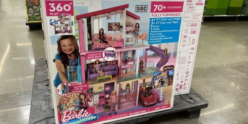 Mattel Barbie Dreamhouse Just $75 at Walmart (Regularly $200) | In-Store Only