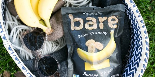 Bare Baked Banana Chips 6-Pack Only $10 Shipped on Amazon