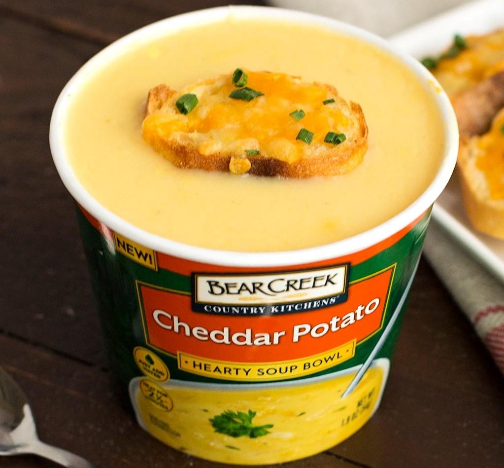 Bear Creek Soup bowl
