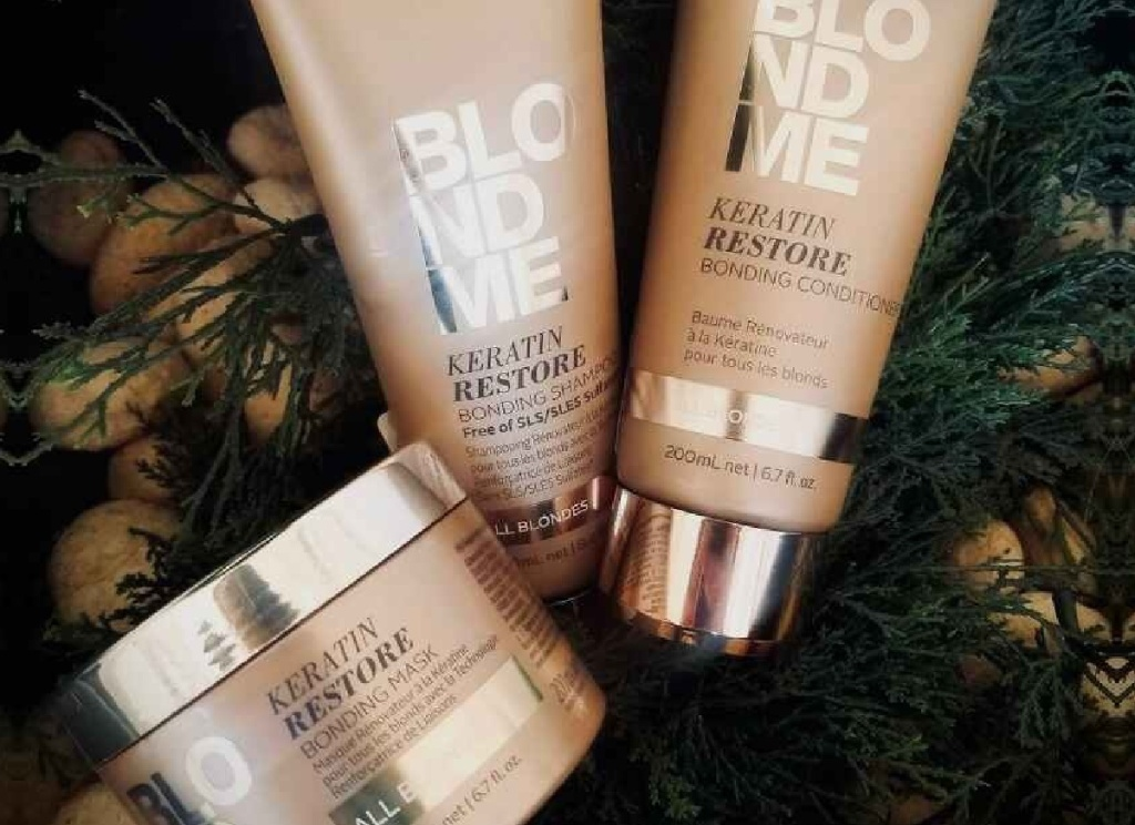blondme hair care products