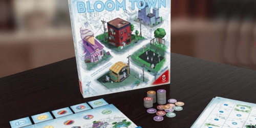 Bloom Town Strategy Board Game Only $8.99 on Walmart.com (Regularly $30)
