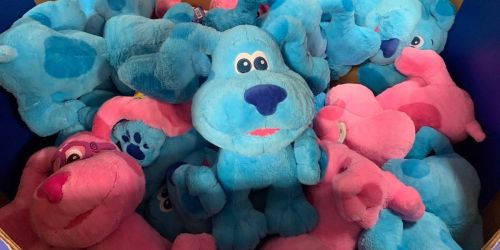 Blues Clues Jumbo Plush Only $9.81 for Sam's Club Members (Regularly $21)