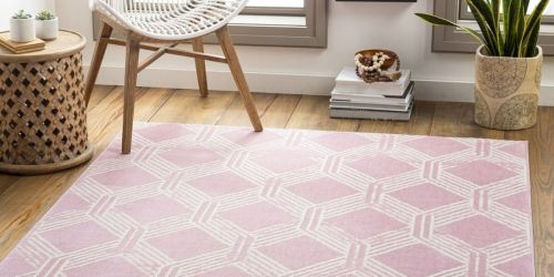 5×7 Area Rugs from $56.62 Shipped | Indoor & Outdoor Styles