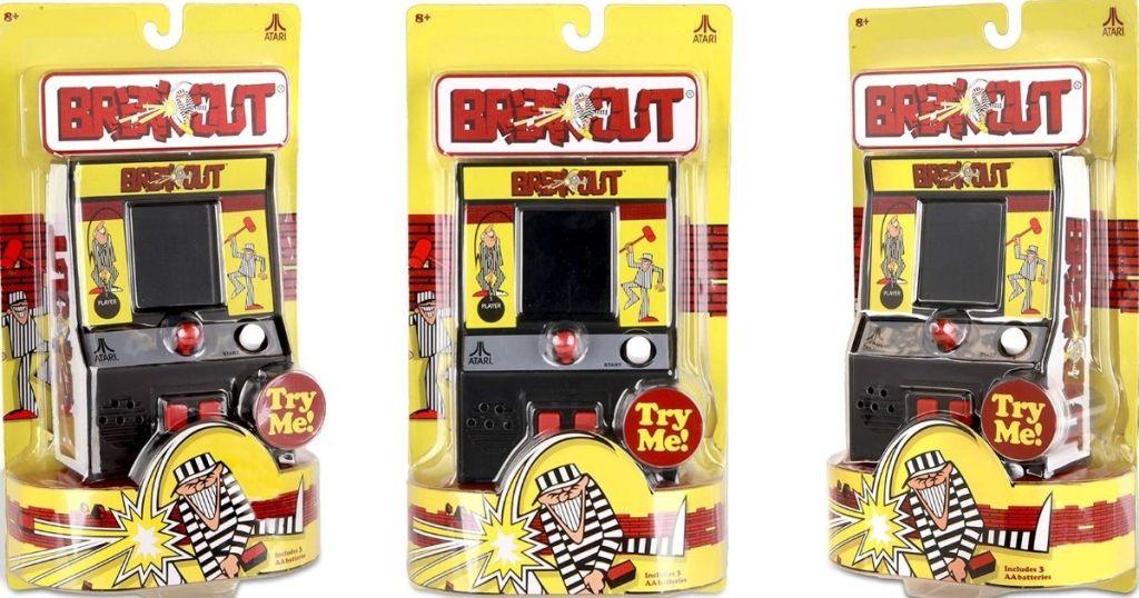 Breakout Atari Game