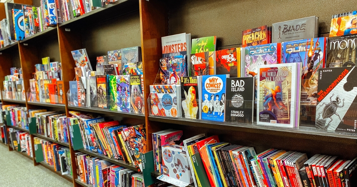 Celebrate Free Comic Book Day on August 14th