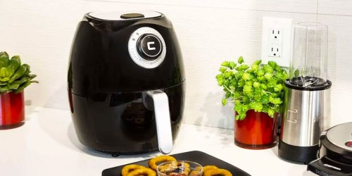 Chefman XL Analog Air Fryer Just $39.99 Shipped on BestBuy.com (Regularly $140)