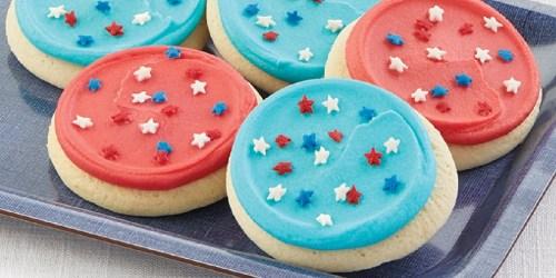 Cheryl's Cookie Patriotic Sampler Only $9.99 Shipped + Get $10 Rewards Card
