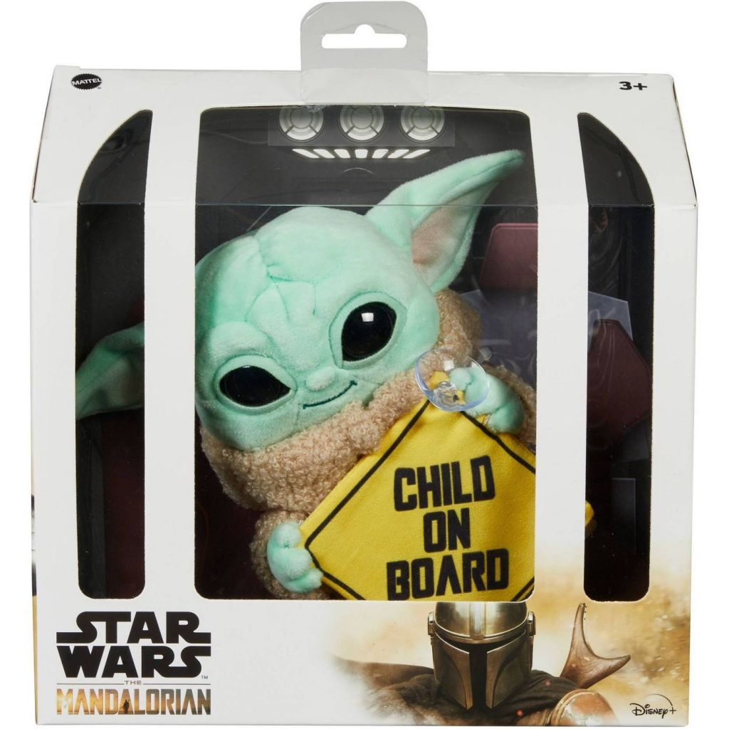 Child on Board toy