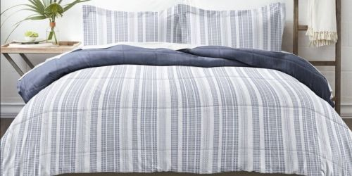 Cloud Soft Reversible Down Alternative Comforter Sets Only $37.99 Shipped (Regularly $150) | ANY SIZE
