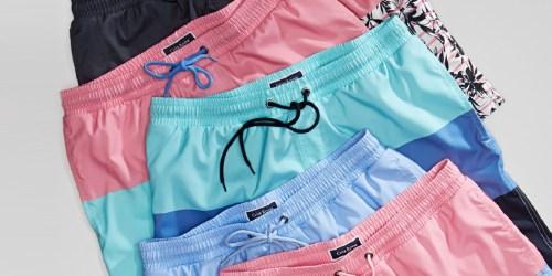 Men's Swim Trunks from $17 on Macys.com (Regularly $40)