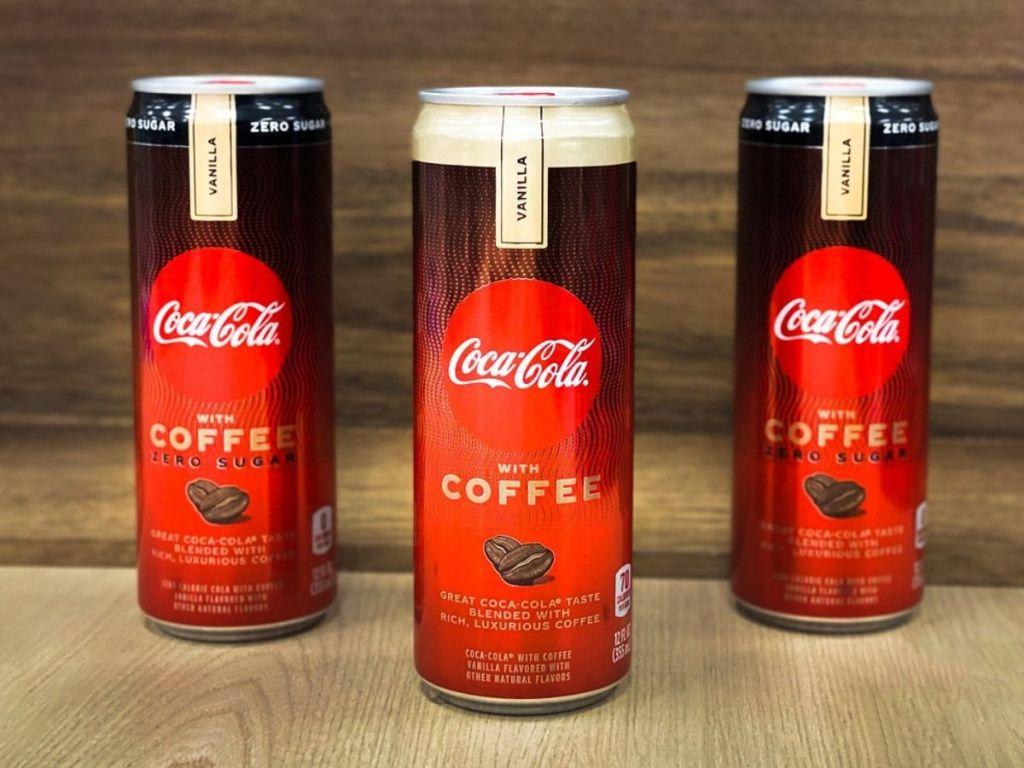 Coca-Cola w Coffe