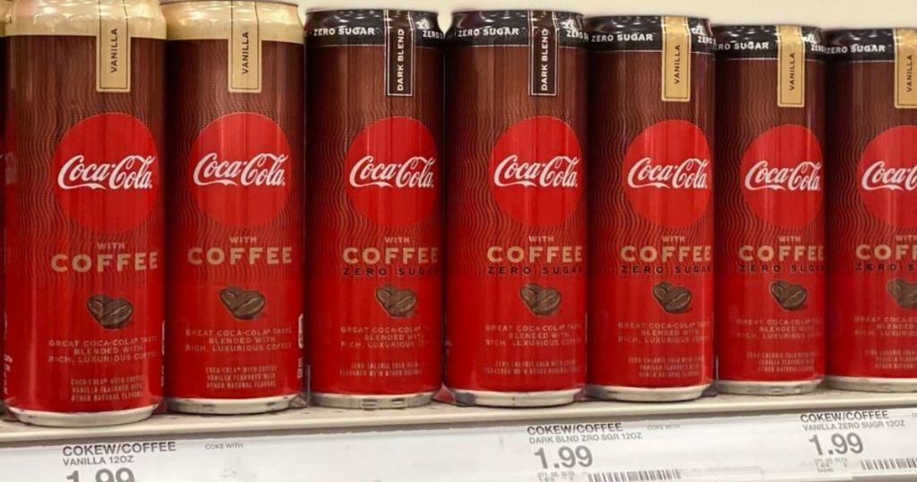 Coca-Cola w Coffee
