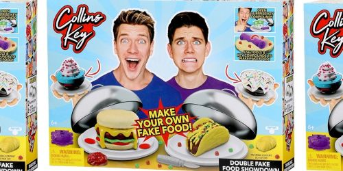 Collins Key Fake Food Challenge Games from $5 on Walmart.com (Regularly $15+)