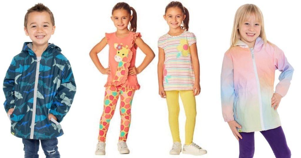 4 Costco Kids Apparel Sale