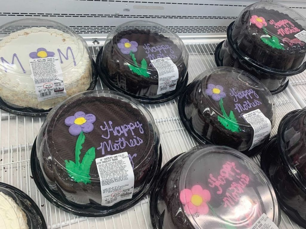 Costco Mother's Day Cakes