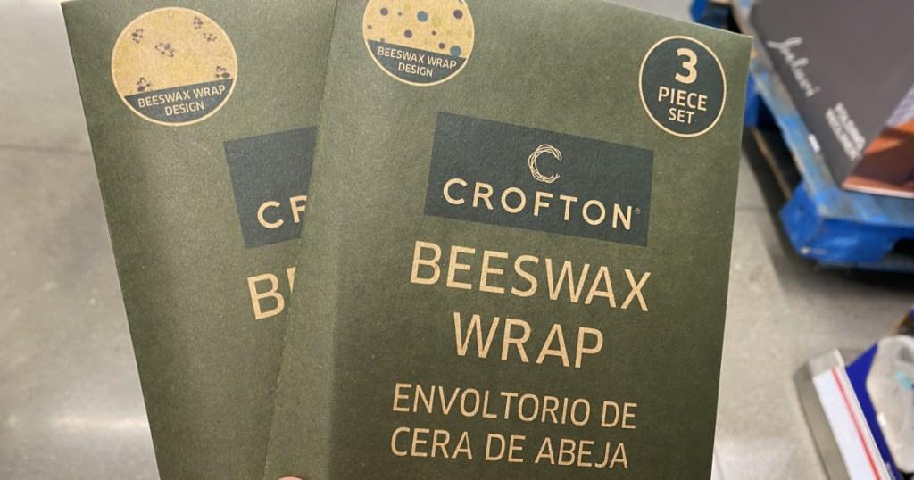 Crofton Beeswax Wrap Packs from ALDI