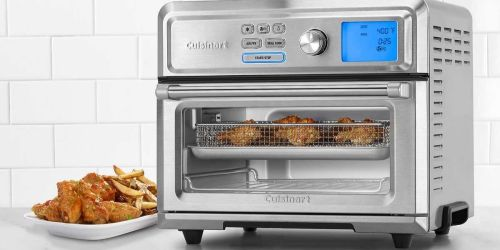 Refurbished Cuisinart Digital Toaster Oven & Airfryer Just $129.99 Shipped for Amazon Prime Members