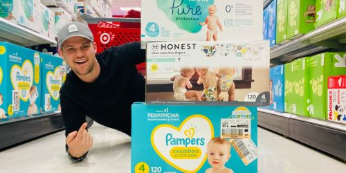 Best Target Weekly Deals – FREE $15 Gift Card w/ Baby Care Purchase, 30% Off Storage Solutions & More!