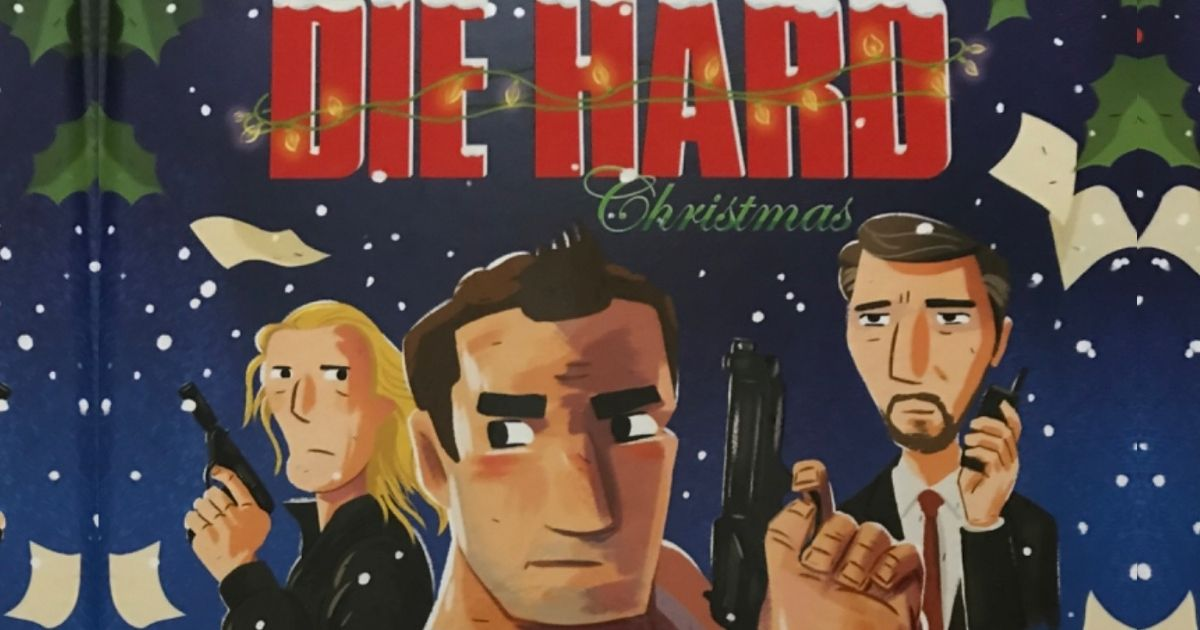 Die Hard Christmas Book Set