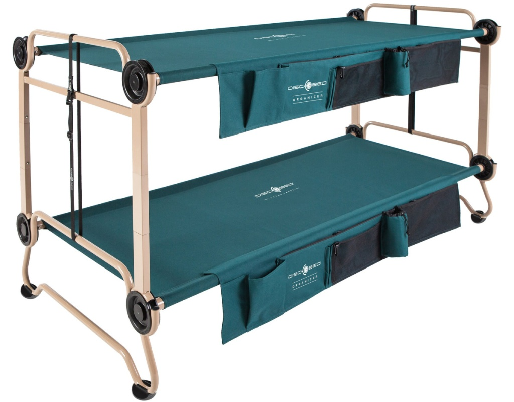 large travel bunkbed cot