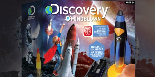 Discovery Mindblown Action Circuitry STEM Sets Only $12.99 on Walmart.com (Regularly $30)