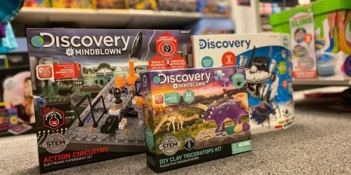 60% Off Discovery Toys on Macys.com | DIY Maze Planter, Science Kits, & More